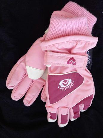 Термо перчатки thinsulate на 3-6 лет