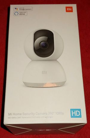 Kamera IP - Xiaomi Mi Home Security Camera 360* HD 1080p