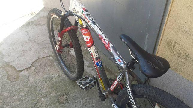 Sprzedam rower górski Scott używany w dobrym stanie
