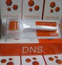 Dermaroller DNS estrias, rugas e celulite 0.5 1.0 1.5 mm