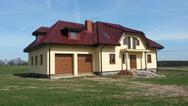 Dom wolnostojący blisko Torunia działka 1000 do 5000m2