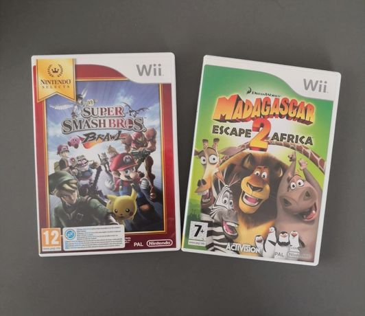 Jogos para a Wii