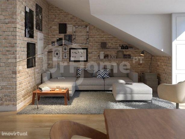 Apartamento de 2 quartos em Alcântara