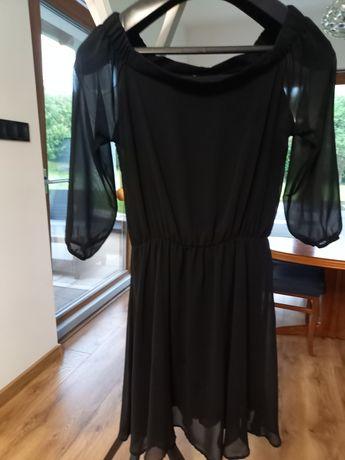 Sukienka damska, szyfonowa