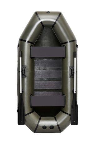 Лодка ПВХ гребная надувная двухместная ΩMEGA DELTA D-240LS