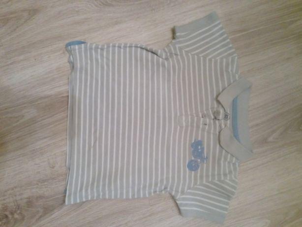 Koszulka polo rozmiar 98/104