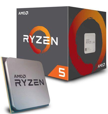 CPU AMD Ryzen 5 2600 Recondicionado