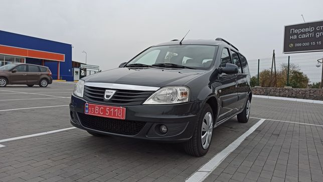 Dacia Logan MCV 1.5 DCI LAUREAT
