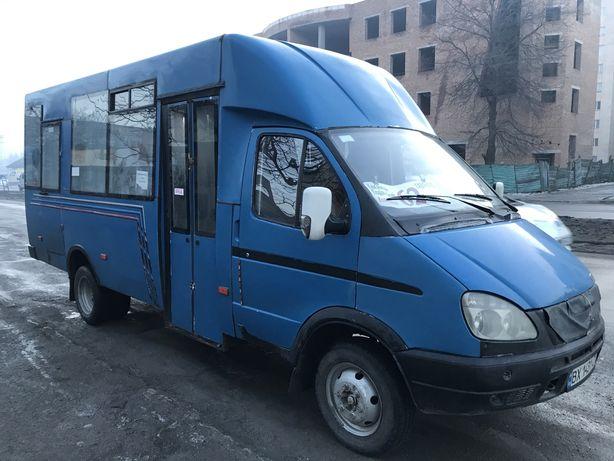 Рута 20 Автобус Газ