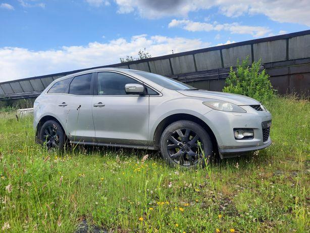 Mazda cx 7 англієць