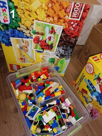 конструктор LEGO Classic Креативная коробка с кубиками XL