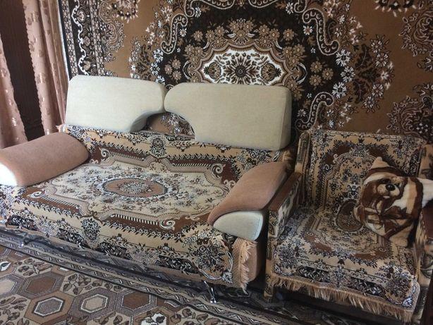 Половки   1 комнатная квартира с мебелью