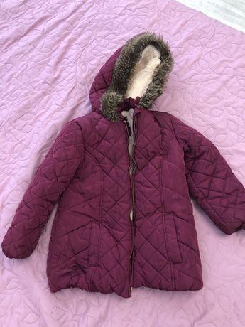 Детская куртка 4- 5 лет еврозима