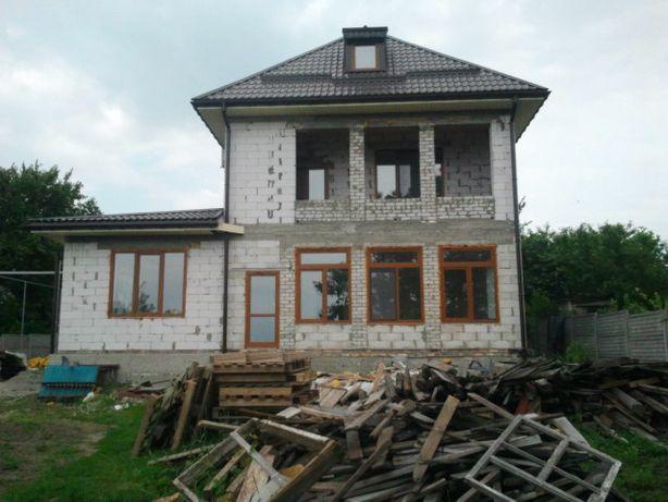 Крыши-проект,изготовление.дома