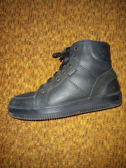 Зимові черевики шкіра Умань - зображення 1
