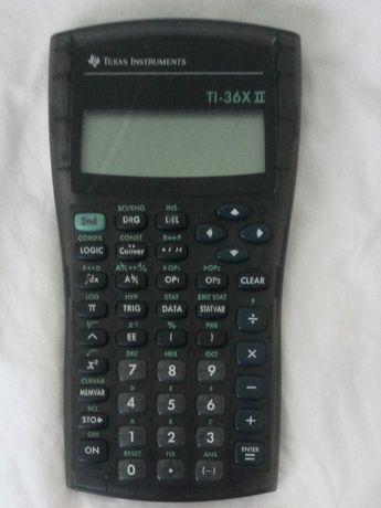 Calculadora gráfica TI-36XII