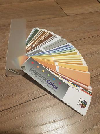 Wzornik kolorów CAPAROL COLOR - elewacja