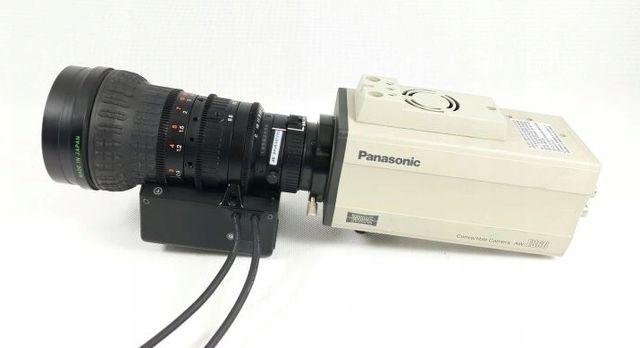 Kamera Panasonic AW-E860 plus obiektyw Fujinon A20X