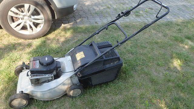 Kosiarka spalinowa do trawy