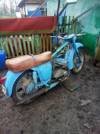 мотоцикл иж58 юпитер 1