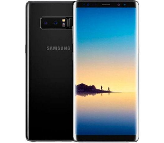 Новый оригинальный Samsung Galaxy Note 8 6/64GB Black SM-N950U