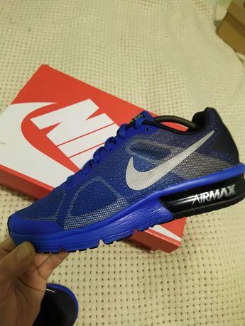 Кроссовки сетка рефлективные Nike air Max sequent оригинал размер 38