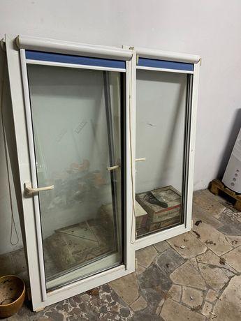 Okna stolarka okienna po demontażu