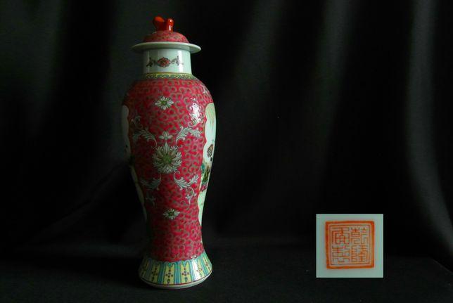 Wazon, amfora, antyk vase Qianlong