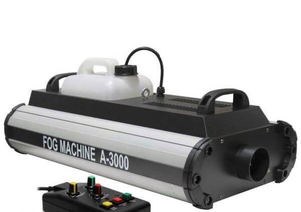 Цена снижена! Продам дым машину 3000 ватт watt 3квт dmx fog machine