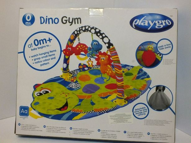 Mata edukacyjna dla dziecka DINO GYM