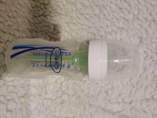 Пляшка для годування з широкою шийкою Dr. Brown's від 0 місяців
