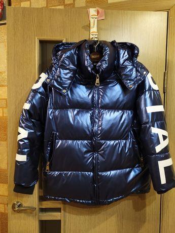 Стильная куртка бутик подростковая.