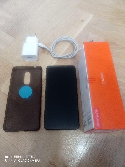 Xiaomi Redmi 5 3/32 GB czarny + pokrowce Ruda Śląska - image 1