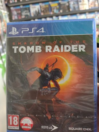 Shadow of the Tomb Raider PL nowa PS4