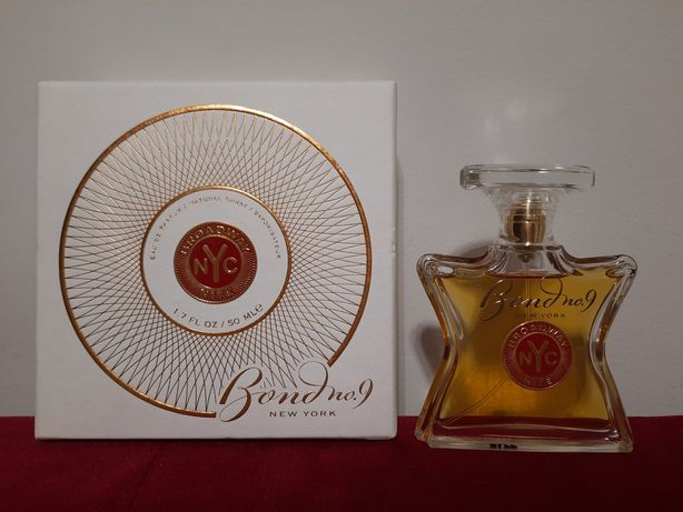 Нові парфуми Bond No 9 Broadway Nite 50ml духи 50мл