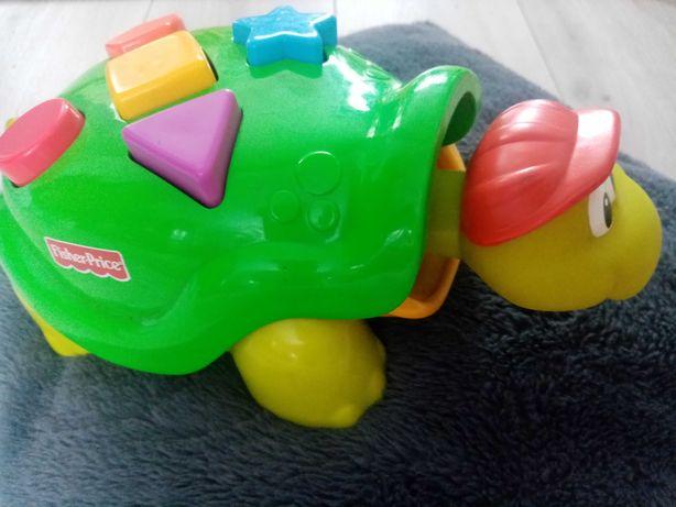 Żółwik fisher price