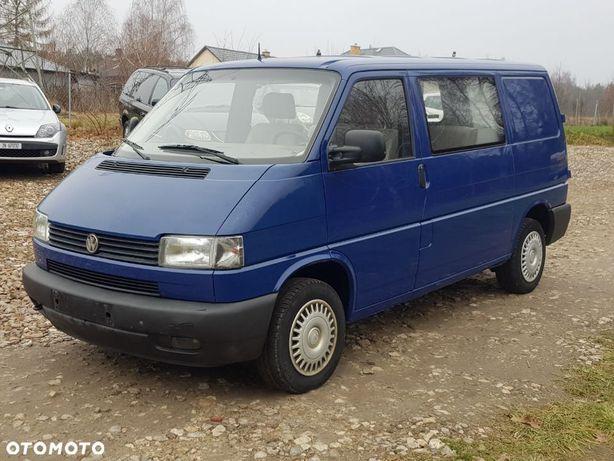 Volkswagen Transporter Klima, 5 osobowy 2.5tdi, 102km