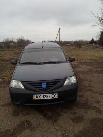 Продам Dacia Logan универсал 1.6 2008 года