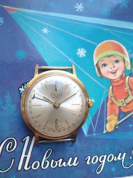 Часы Полет Космос 29 камней