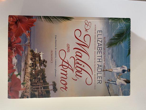 De Malibu com amor - Elizabeth Adler