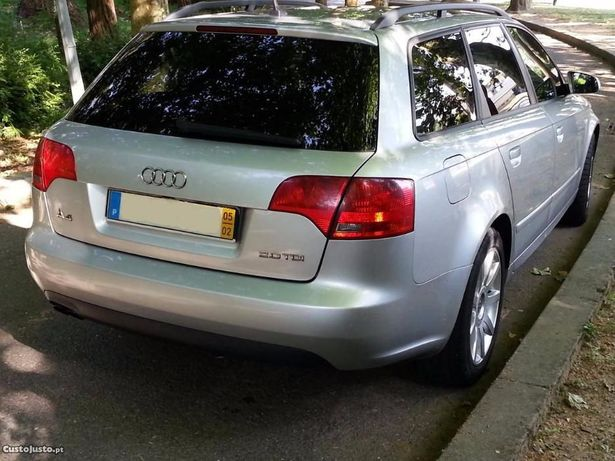 Audi A4 Avant - 05