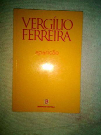 livro Vergilio Ferreira