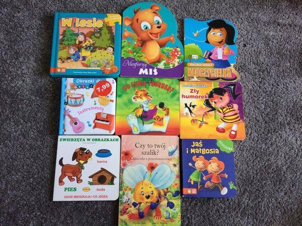 Książeczki dla dziewczynki