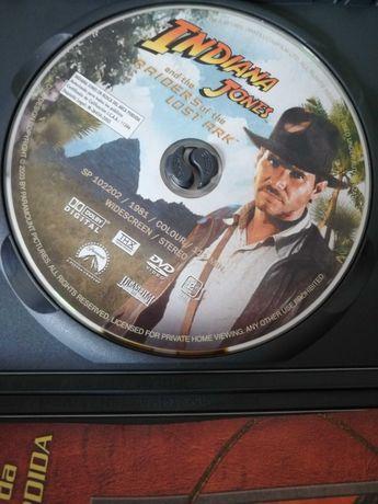 DVD Indiana Jones