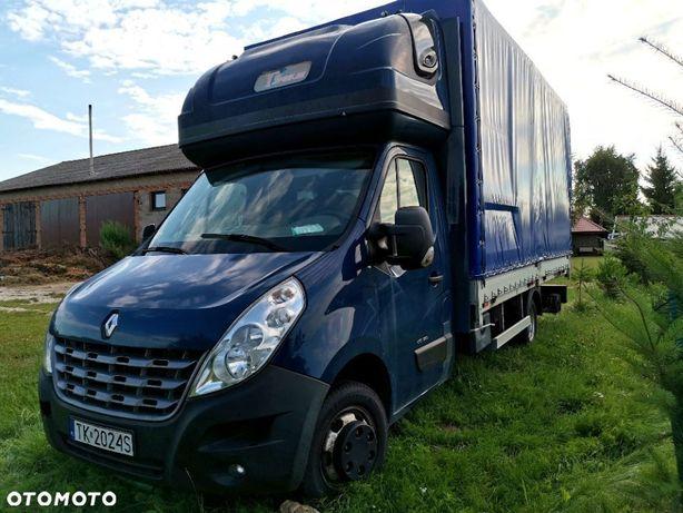 Renault Master III  Renault Master 2.3 dci 150KM 10ep winda FV uszkodzony silnik