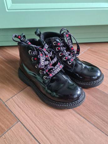 Демисезонные ботинки Cool club 31 р.