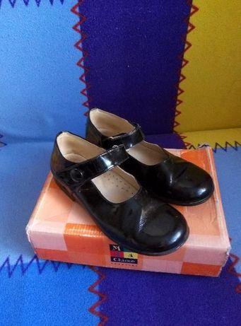 Туфли для девочки р. 34
