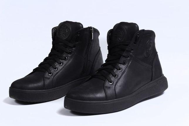 Кроссовки, Ботинки 31591 SSS (Shoes) - зима мужские