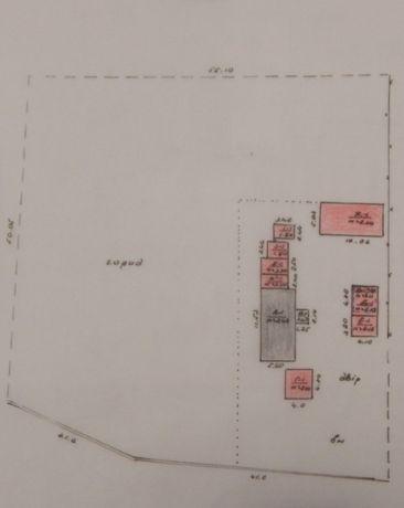 Продаю земельну ділянку 44 сотки, з житловим будинком