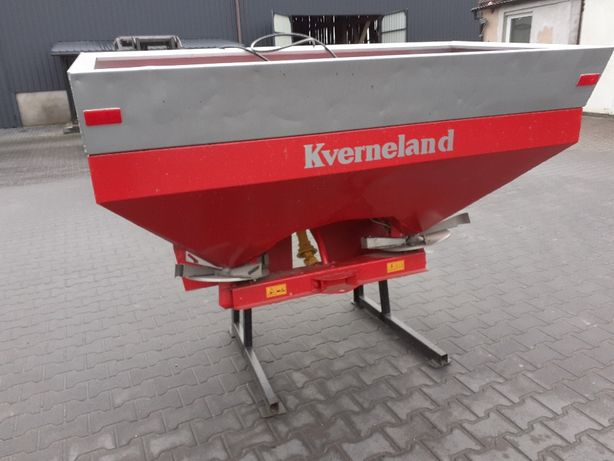 Rozsiewacz nawozu Kverneland